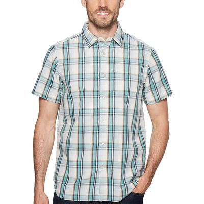 The North Face - The North Face Bristol Blue Short Sleeve Hammetts Shirt