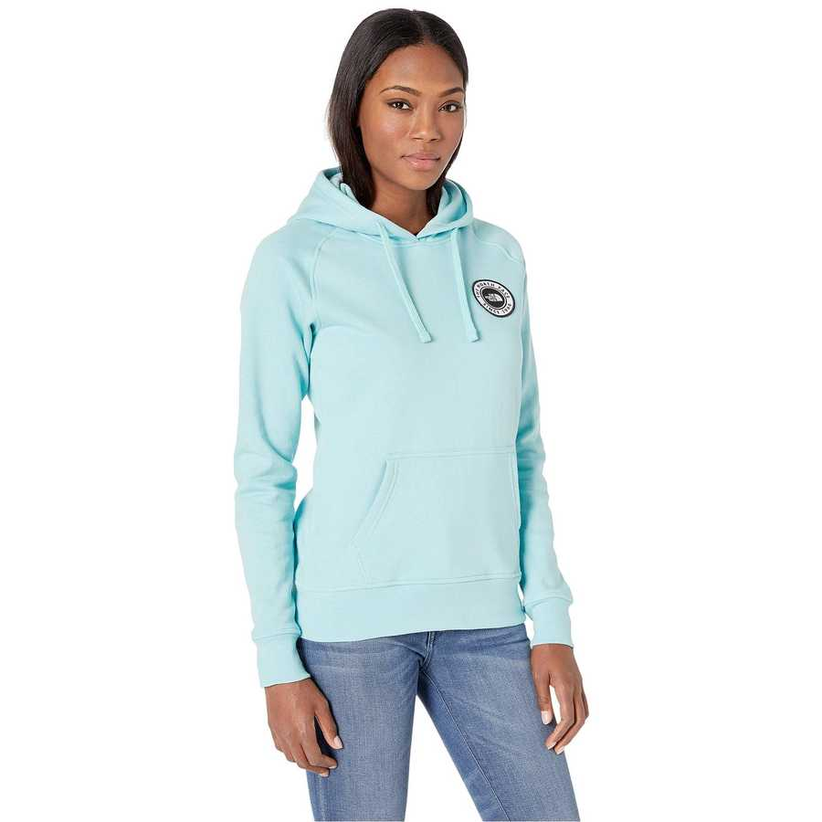 The North Face Canal Blue Bottle Source Pullover Hoodie