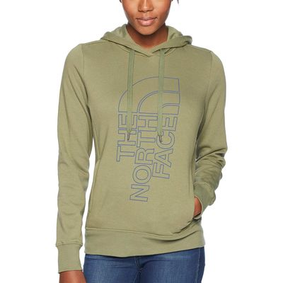 The North Face - The North Face Four Leaf Clover/Urban Navy Trivert Pullover Hoodie
