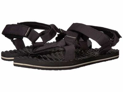 The North Face - The North Face Men's TNF Black Vintage White Base Camp Switchback Sandal Active Sandals
