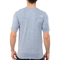 The North Face Moonlight Blue Heather (Prior Season) Short Sleeve Engine Crew - Thumbnail