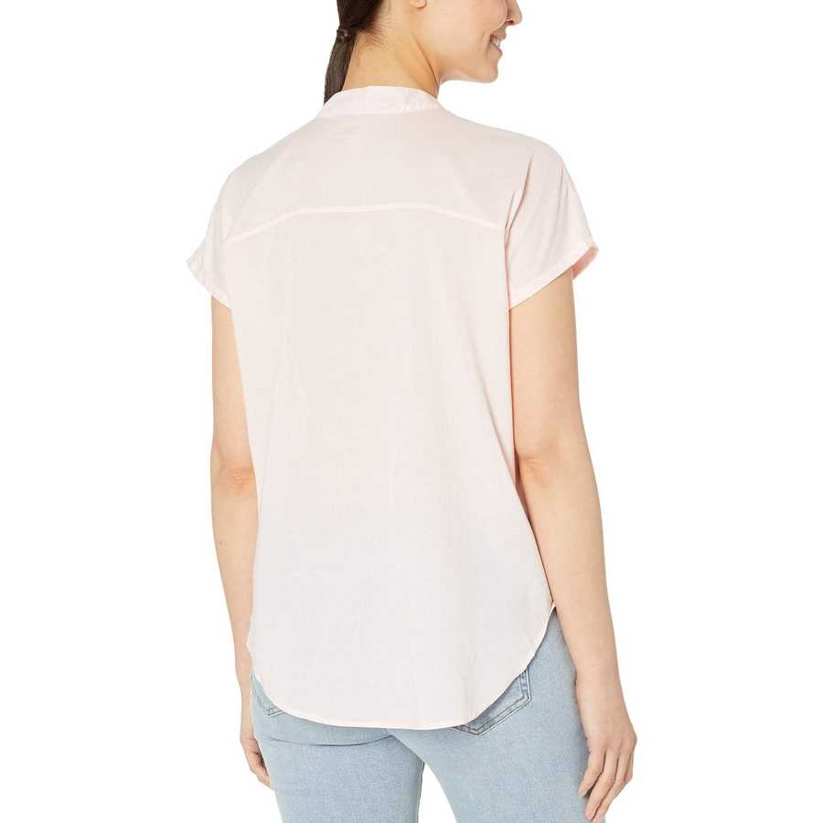 The North Face Pink Salt Short Sleeve Desercana Top