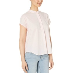 The North Face Pink Salt Short Sleeve Desercana Top - Thumbnail