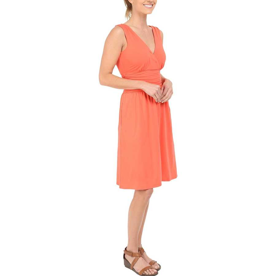 The North Face Radient Orange (Prior Season) Heartwood Dress