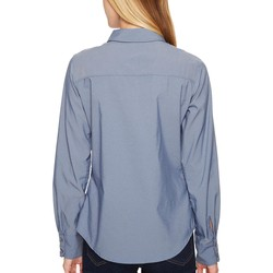 The North Face Shady Blue (Prior Season) Long Sleeve Sunblocker Shirt - Thumbnail