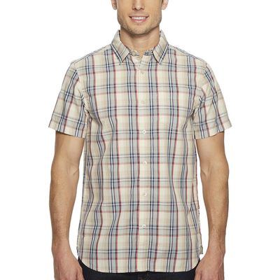 The North Face - The North Face Sunbaked Red Short Sleeve Hammetts Shirt