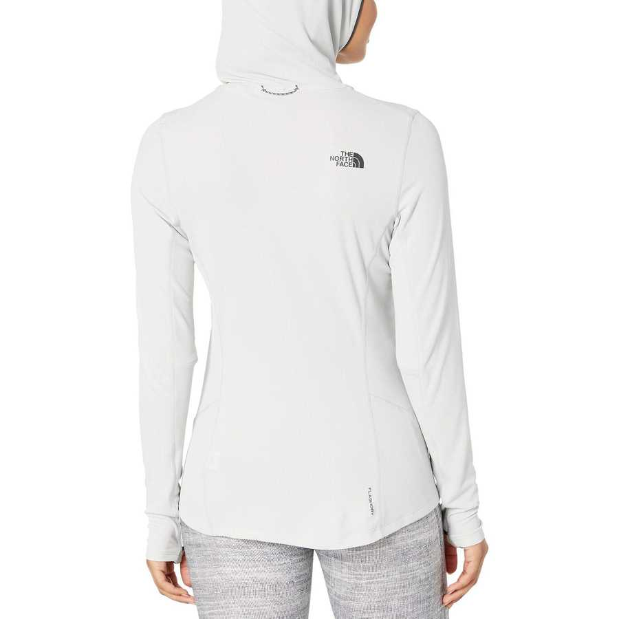 The North Face Tin Grey North Dome Pullover Hoodie