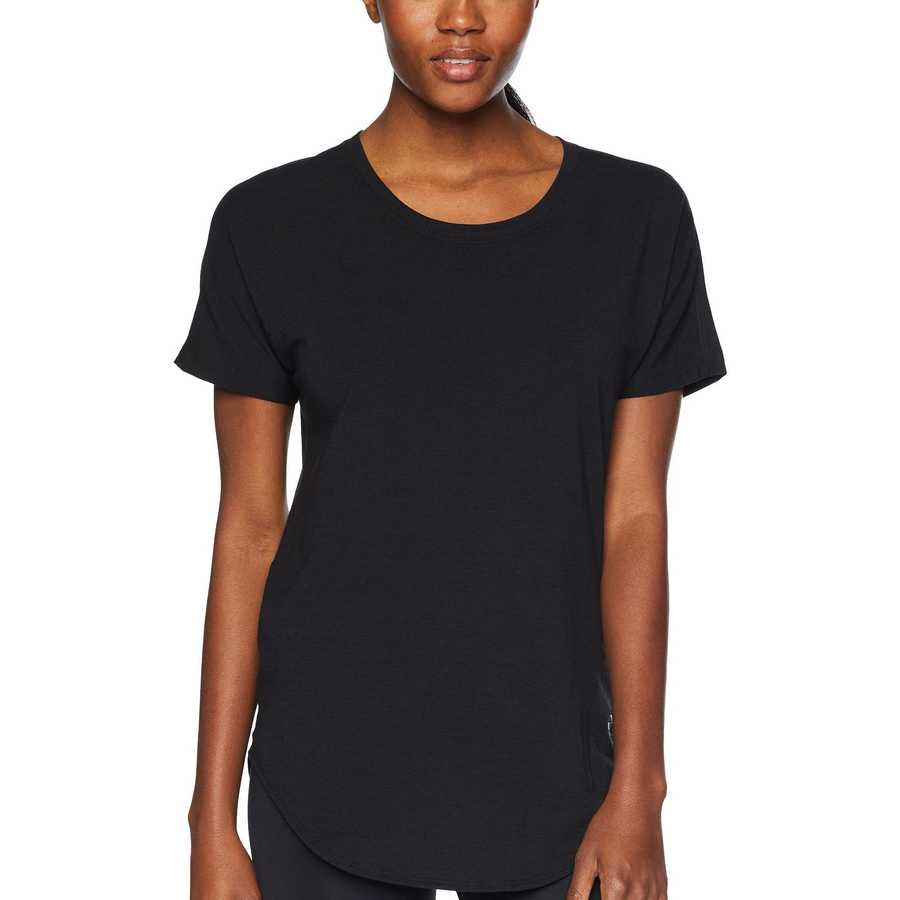 The North Face Tnf Black Workout Short Sleeve Tee
