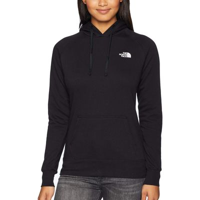 The North Face - The North Face Tnf Black/Tnf White Red Box Pullover Hoodie