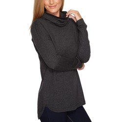 The North Face Tnf Dark Grey Heather Woodland Sweater Tunic - Thumbnail