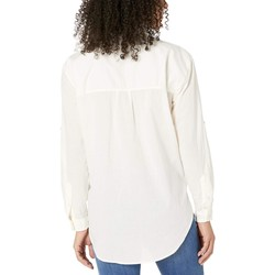 The North Face Vaporous Grey Long Sleeve Desercana Top - Thumbnail