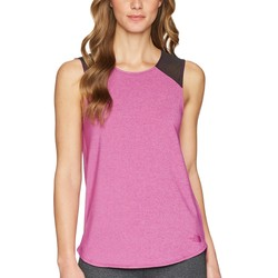The North Face Wild Aster Purple Beyond The Wall Backless Tank Top - Thumbnail