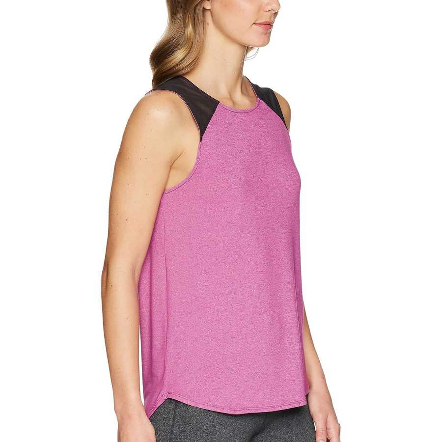 The North Face Wild Aster Purple Beyond The Wall Backless Tank Top