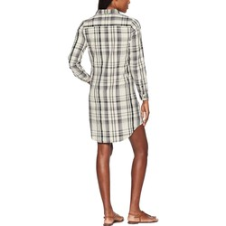 The North Face Wild Oat Heather Barrows Plaid Campridge Dress - Thumbnail