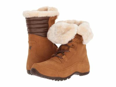 The North Face - The North Face Women's Bone Brown Carafe Brown (Past Season) Nuptse Purna II Winter Snow Boots
