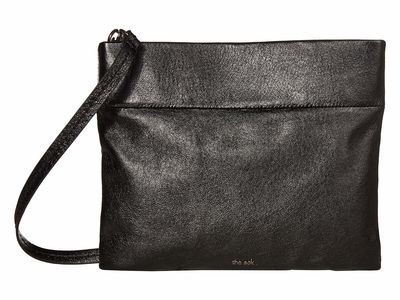 The Sak - The Sak Black Onyx Tommy Convertible Clutch Cross Body Bag
