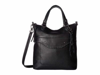 The Sak - The Sak Black Robertson Convertible Hobo Handbag
