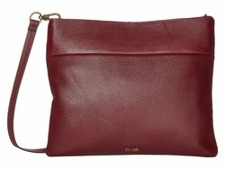 The Sak Cabernet Tommy Convertible Clutch Cross Body Bag - Thumbnail