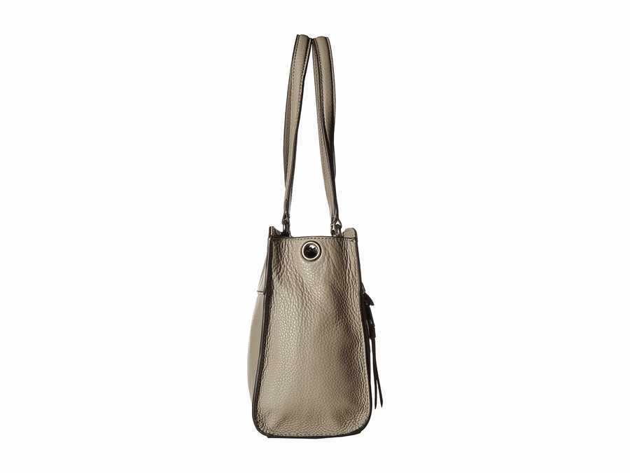The Sak Dove Alameda Leather Satchel Satchel Handbag