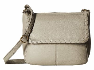 The Sak Dove Margarita Flap Crossbody By The Sak Collective Cross Body Bag