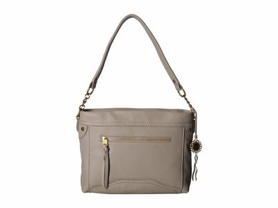 The Sak - The Sak Dove Tahoe Medium Hobo The Sak Collective Shoulder Bag