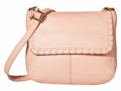 The Sak - The Sak Petal Pink Margarita Flap Crossbody By The Sak Collective Cross Body Bag