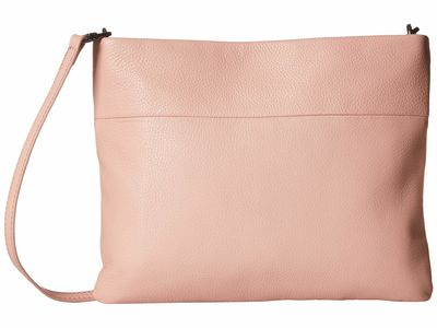 The Sak - The Sak Petal Pink Tomboy Convertible Clutch By The Sak Collective Cross Body Bag