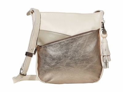 The Sak - The Sak Pyrite Block Gretchen Gen Crossbody By The Sak Collective Cross Body Bag
