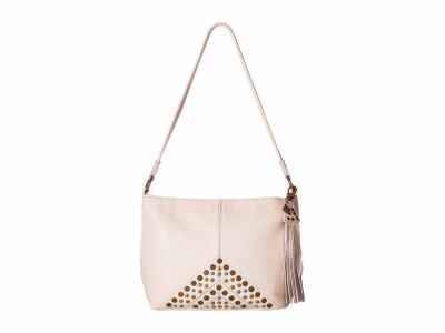 The Sak - The Sak Stone Studs Indio Leather Demi Shoulder Bag