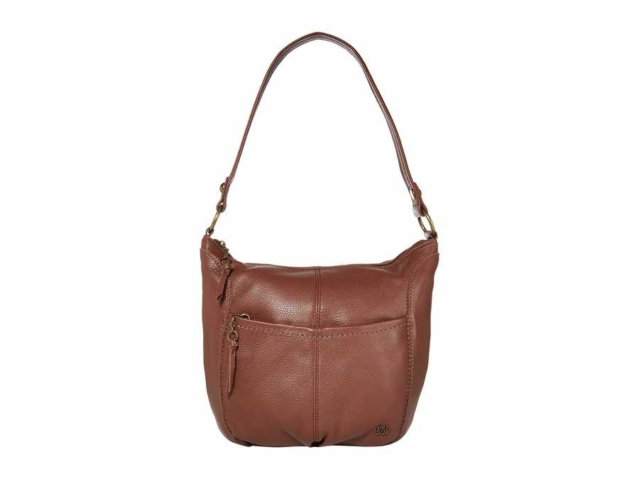 The Sak Teak İris Large Hobo Handbag