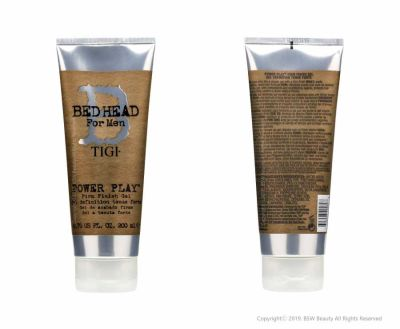 Tigi - TIGI Bed Head B For Men Power Play Firm Finish Gel 6.76 oz