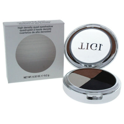 Tigi - TIGI High Density Quad Eyeshadow - Smoky Hot 0.32 oz