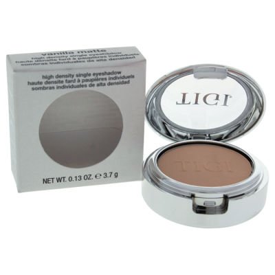 Tigi - TIGI High Density Single Eyeshadow - Vanilla Matte 0.13 oz