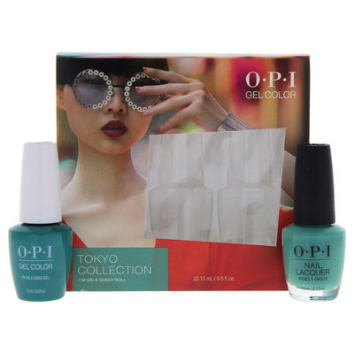 OPI - Tokyo Collection - I m On A Sushi Roll 2 x 0.5oz