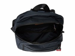 Tommy Hilfiger Black Crewe Nylon Backpack - Thumbnail