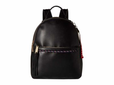 Tommy Hilfiger - Tommy Hilfiger Black Devon Backpack