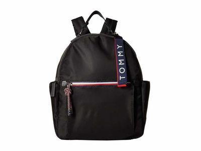 Tommy Hilfiger - Tommy Hilfiger Black Lani Backpack