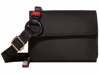 Tommy Hilfiger - Tommy Hilfiger Black Leona Cross Body Bag