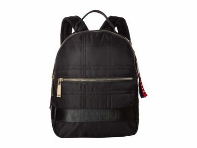 Tommy Hilfiger - Tommy Hilfiger Black Malena Backpack