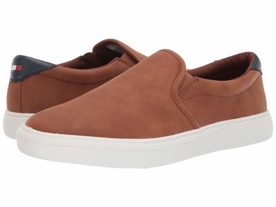 Tommy Hilfiger Men Brown Moda Lifestyle Sneakers