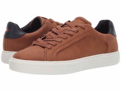Tommy Hilfiger - Tommy Hilfiger Men Brown Opal Lifestyle Sneakers