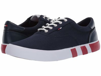 Tommy Hilfiger - Tommy Hilfiger Men Dark Blue Rasser Lifestyle Sneakers