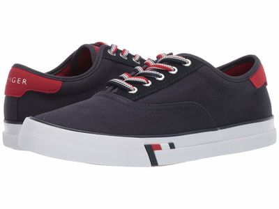 Tommy Hilfiger - Tommy Hilfiger Men Dark Blue Roys Lifestyle Sneakers