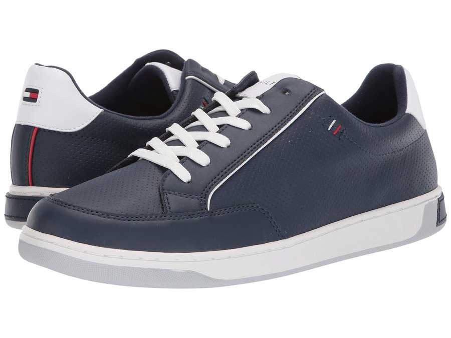 Tommy Hilfiger Men Dark Blue Sinclair Lifestyle Sneakers