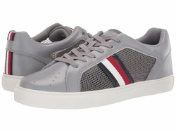 Tommy Hilfiger Men Dark Grey Montreal Lifestyle Sneakers - Thumbnail