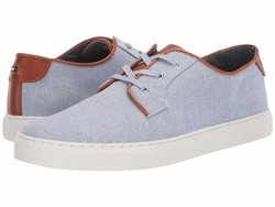 Tommy Hilfiger Men Light Blue Mckenzie2 Lifestyle Sneakers - Thumbnail