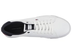 Tommy Hilfiger Men White Ness Lifestyle Sneakers - Thumbnail