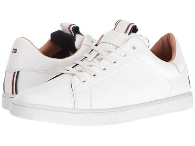 Tommy Hilfiger - Tommy Hilfiger Men White Russ2 Lifestyle Sneakers