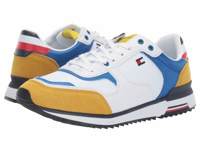 Tommy Hilfiger - Tommy Hilfiger Men Yellow Volts Lifestyle Sneakers