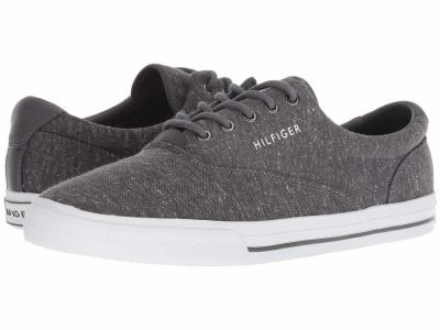Tommy Hilfiger - Tommy Hilfiger Men's Dark Grey Phelipo 2 Lifestyle Sneakers